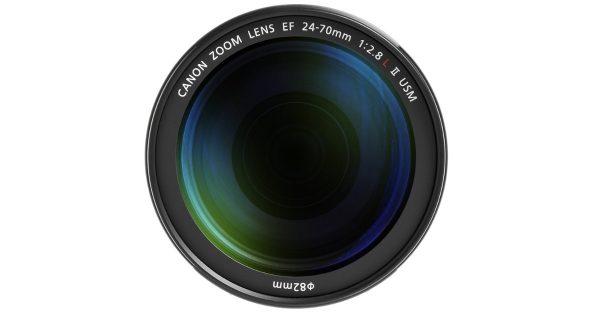 Canon EF 24-70mm F2.8L USM II