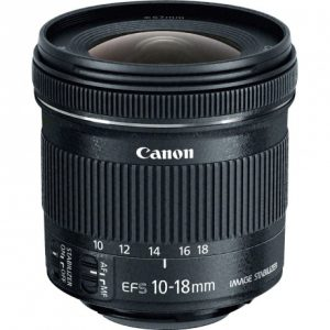 canon EF-S 10-18mm IS STM