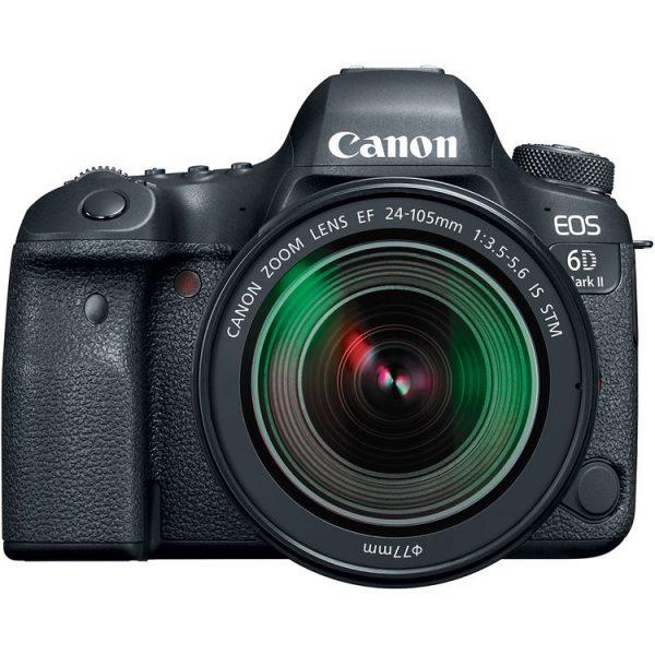 Canon EOS 6D Mark II Kit 24-105mm