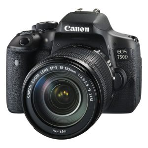 Canon EOS 750D Kit 18-135mm