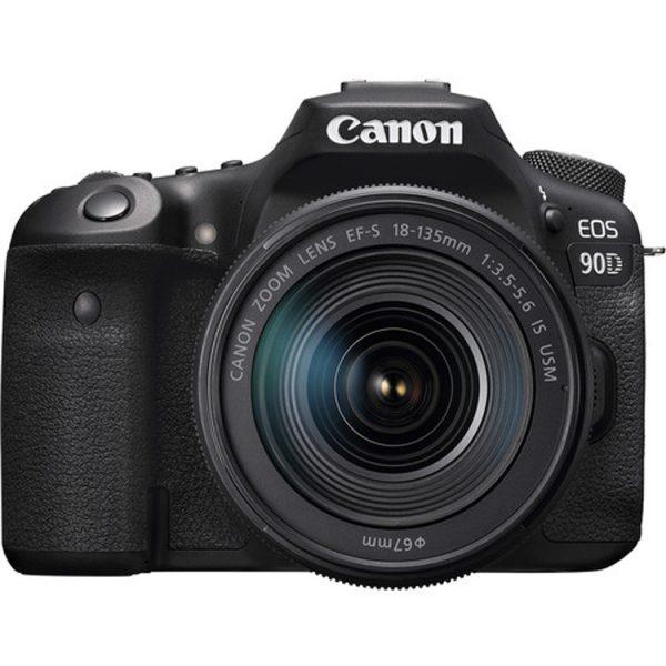 Canon EOS 90D DSLR kit EF_S 18-135mm IS USM