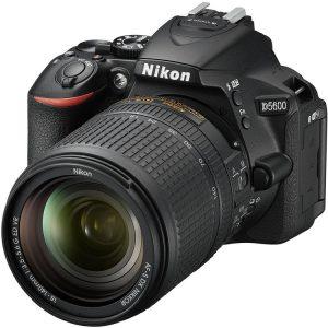 دوربین عکاسی نیکون Nikon D5600 Kit 18-140mm f/3.5-5.6 G VR
