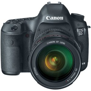 Canon EOS 5D Mark III Kit 24-105mm