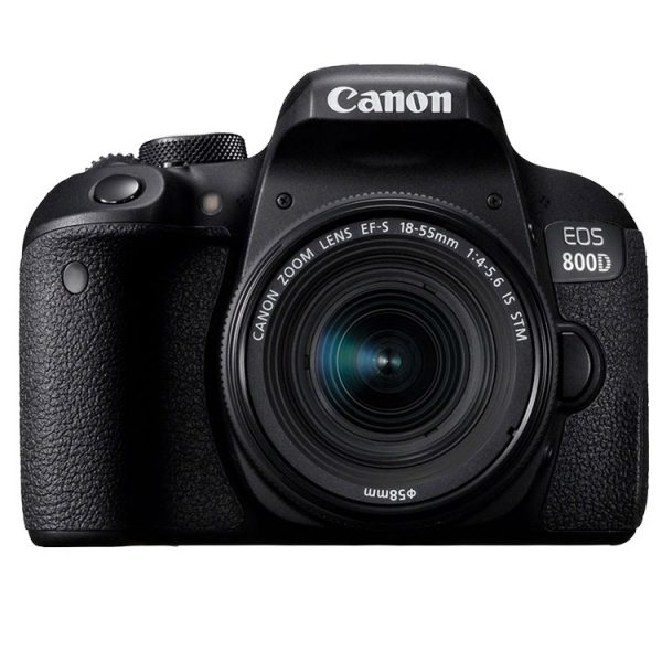Canon EOS 800D Kit 18-55mm