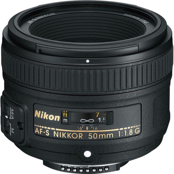 NIKON 50MM F1.8 AF-S