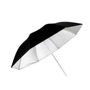 چتر تابشی مشکی