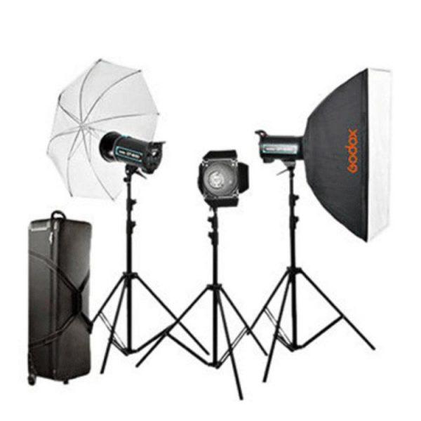 Godox Falsh Studio QS-300 II