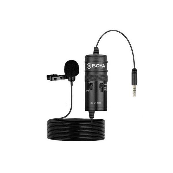 BOYA BY-M1 Pro Lavalier Microphone