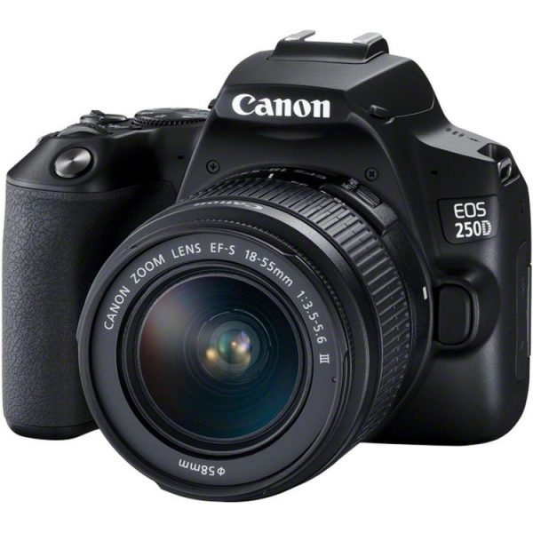 CANON EOS 250D Kit EF-S 18-55 mm f/3.5-5.6 III